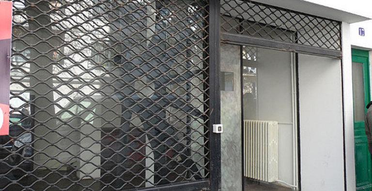 Rideaux métalliques sur mesure à Montreuil, Paris (75) - Rideaux ...
